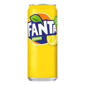 Fanta Lemon - 20-pack
