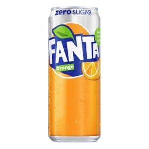 Fanta Zero - 20-pack