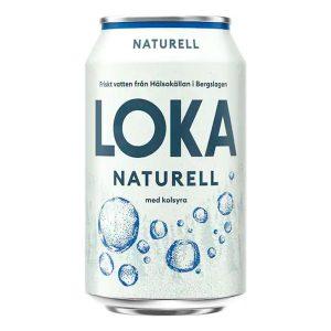 Loka Naturell - 24-pack (hel platta)
