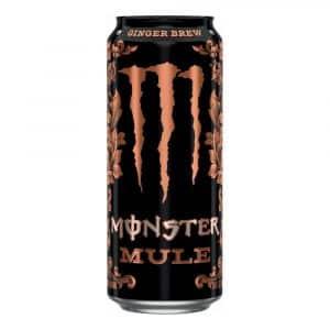 Monster Energy Mule Ginger Brew - 24-pack