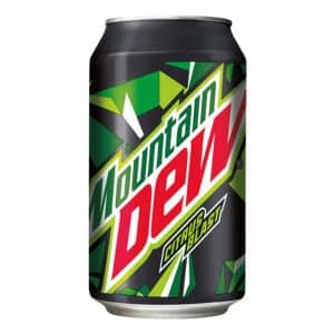 Mountain Dew - 24-pack