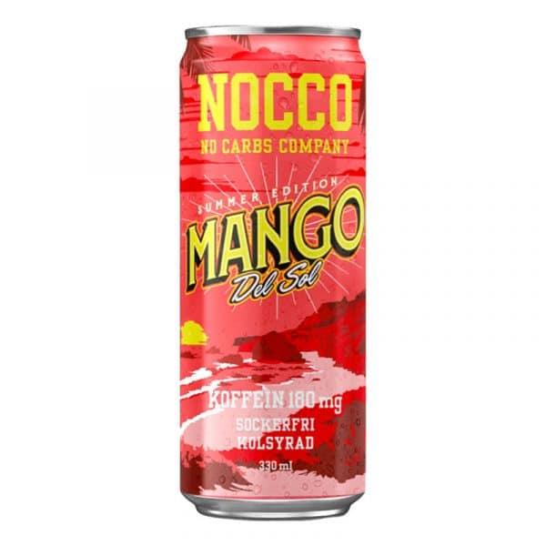 Nocco Mango Del Sol - 24-pack