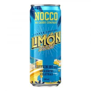 Nocco Summer Edition Limon - 24-pack