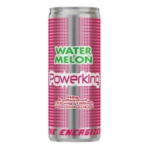 Powerking Watermelon Energidryck - 24-pack