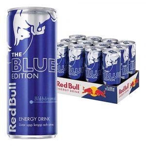 Red Bull Blue Energidryck - 12-pack