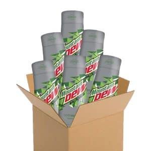 Soda Stream Mountain Dew Diet - 6-pack