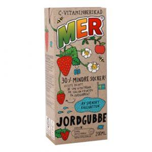 Mer Jordgubbe Tetra - 30-pack