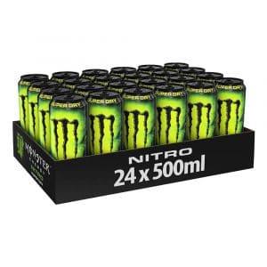 Monster Energy Nitro - 24-pack