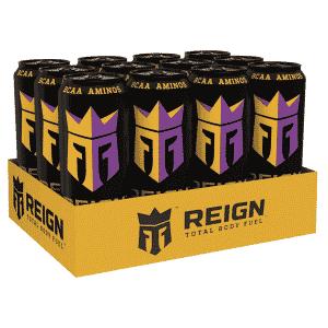 Reign Energy 12-pack - Lemon Hdz