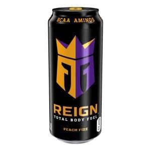 Reign Peach Fizz Energidryck - 12-pack