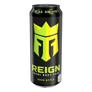 Reign Sour Apple Energidryck - 12-pack